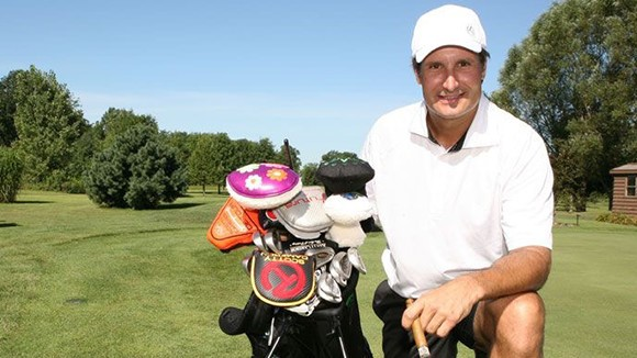Meet Team Titleist member Chris Bidwell! Chris...
